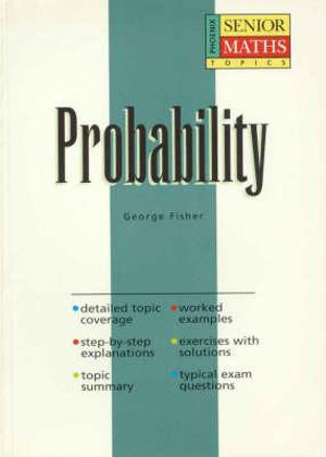 Cover of Probability