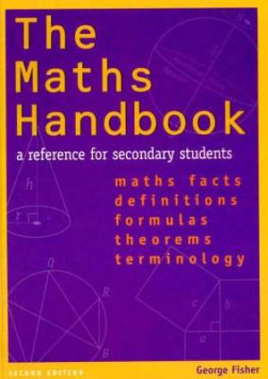 Cover of The Maths Handbook