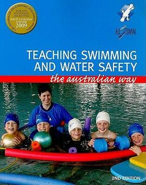 Cover of Teaching Swimming and Water Safety
