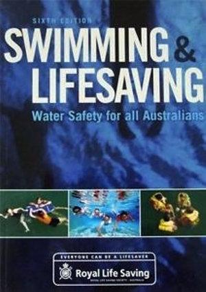 Cover of Swimming & Lifesaving