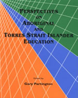 Cover of Perspectives on Aboriginal and Torres Strait Islander Education