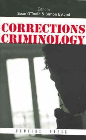 Cover of Corrections Criminology