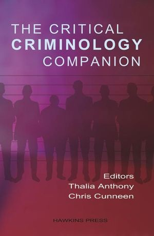 Cover of The Critical Criminology Companion