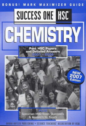 Cover of Success One HSC Chemistry