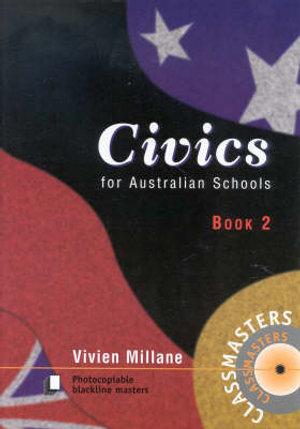 Cover of Civics for Australian High Schools