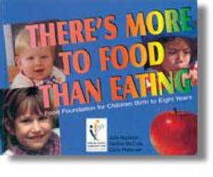 Cover of There's More to Food Than Eating