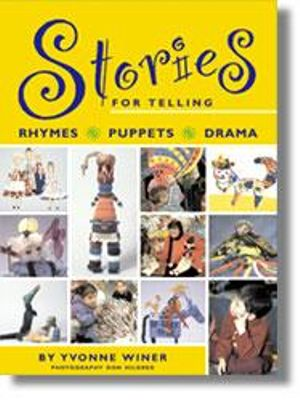Cover of Stories for Telling