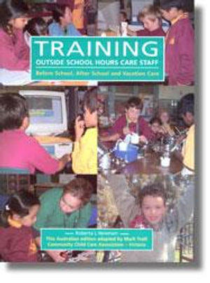 Cover of Training Outside School Hours Care Staff