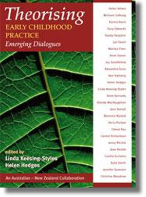 Cover of Theorising Early Childhood Practice