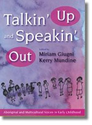 Cover of Talkin Up and Speakin Out