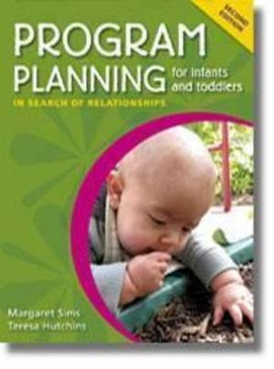 Cover of Program Planning for Infants and Toddlers