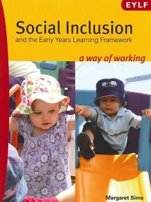 Cover of Social Inclusion and the Early Years Learning Framework