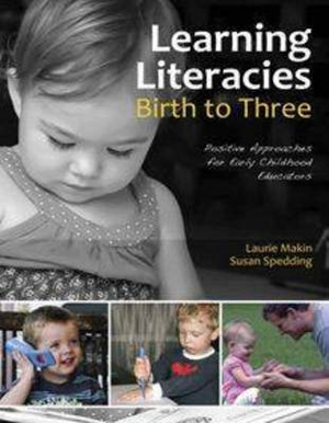 Cover of Learning Literacies Birth to Three