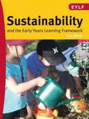 Cover of Sustainability and the Early Years Learning Framework