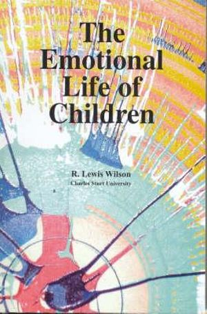Cover of The Emotional Life of Children