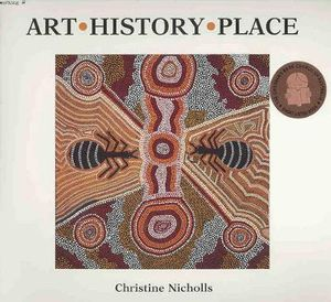 Cover of Art, history, place