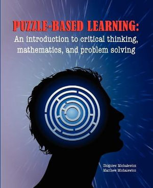 Cover of Puzzle-Based Learning