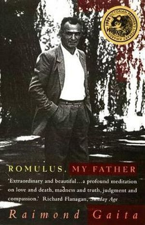 Cover of Romulus, My Father