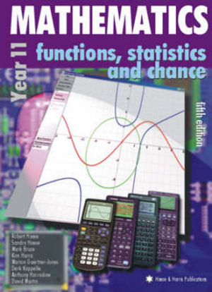 Cover of Mathematics for Year 11