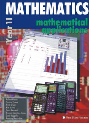 Cover of Mathematical Applications