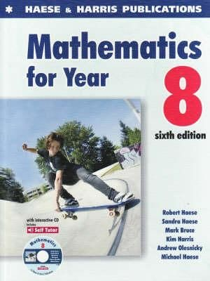 Cover of Mathematics for Year 8
