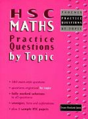 Cover of HSC Maths