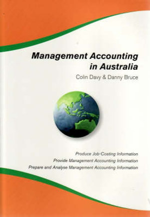 Cover of Management Accounting in Australia