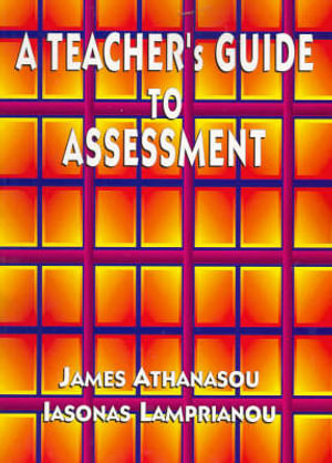 Cover of A Teacher's Guide to Assessment