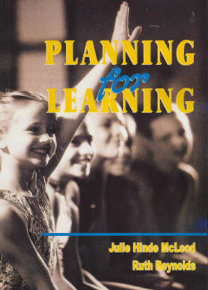 Cover of Planning for Learning