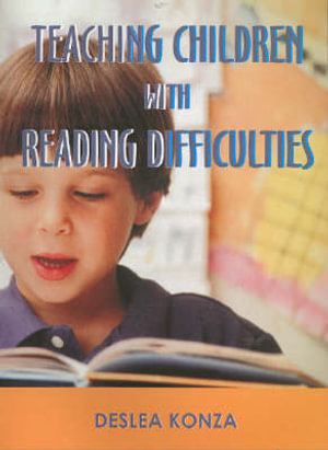 Cover of Teaching Children with Reading Difficulties