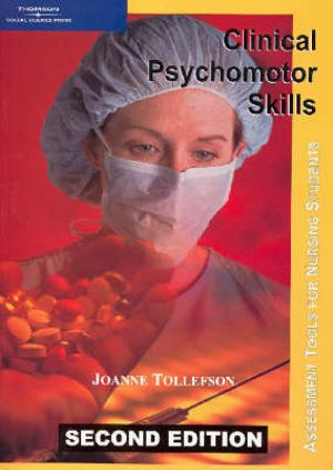 Cover of Clinical Psychomotor Skills