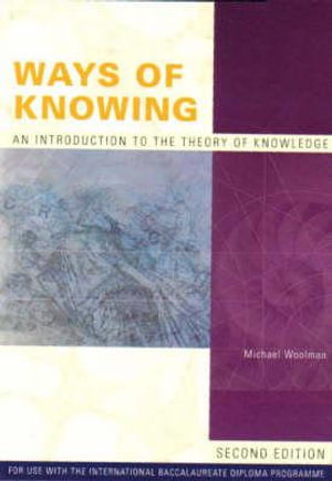 Cover of Ways of Knowing