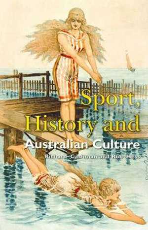 Cover of Sport, History and Australian Culture