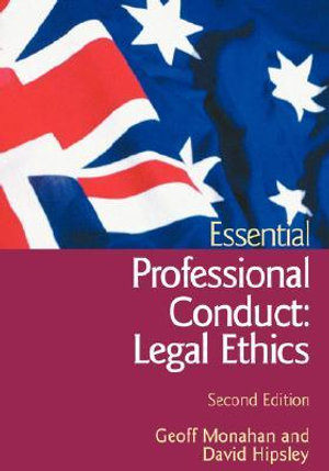 Cover of Essential Professional Conduct
