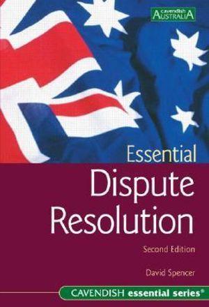 Cover of Essential Dispute Resolution