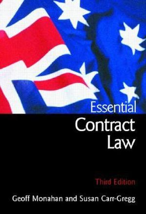 Cover of Essential Contract Law