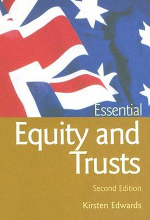 Cover of Essential Equity and Trusts
