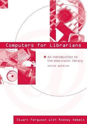 Cover of Computers for Librarians