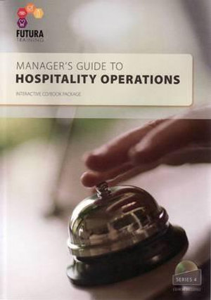 Cover of Manager's Guide to Hospitality Operations
