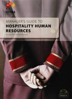 Cover of Manager's Guide to Hospitality Human Resources