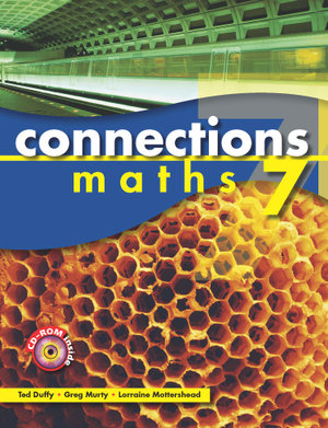 Cover of Connections Maths 7