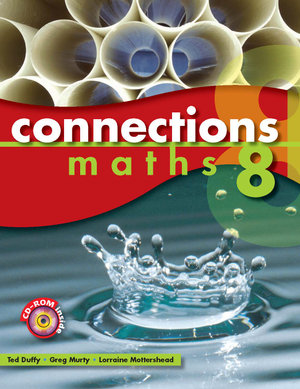 Cover of Connections Maths 8