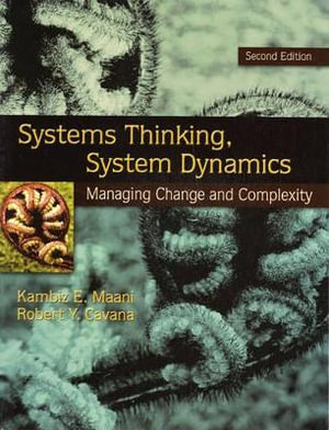 Cover of Systems Thinking, System Dynamics