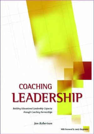 Cover of Coaching Leadership