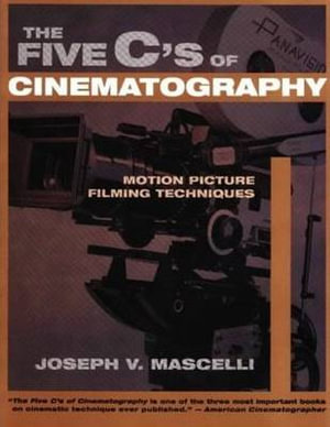 Cover of The Five C's of Cinematography