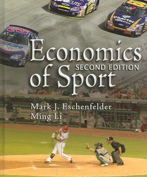 Cover of Economics of Sport