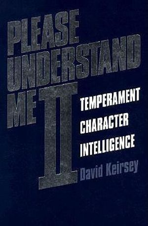 Cover of Please Understand Me 2