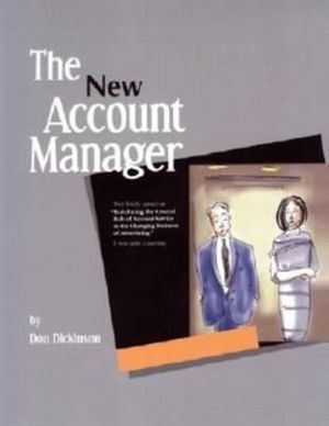 Cover of The New Account Manager