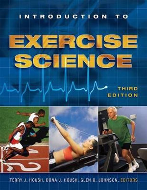 Cover of Introduction to exercise science