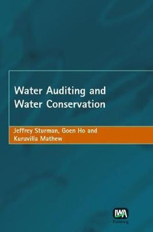 Cover of Water Auditing and Water Conservation
